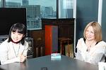 ナタリー - [Power Push] 悠木碧「メリバ」インタビュー with 新居昭乃 (1/5)