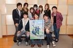 鈴村健一「ラブしたい…」と切実 - 『男子高校生の日常』アフレコ | ホビー | マイナビニュース